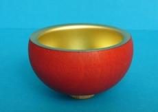 Teelichtadapter 14 mm rot