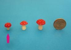 Fliegenpilz 10 mm