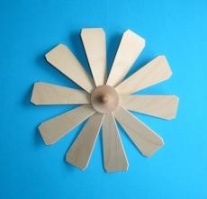 Flügelrad 16 cm