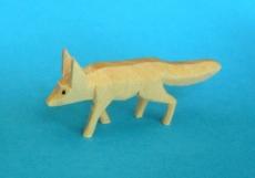 Fuchs schleichend