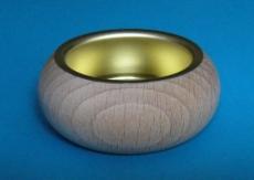 Teelichttülle 60 mm Buche