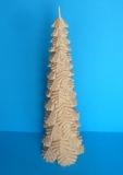 geschnitzter Baum 31 cm, #51