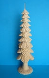 geschnitzter Baum 24 cm, #50