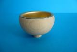 Teelichtadapter 14 mm Weißbuche