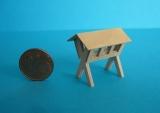 Mini-Futterkrippe